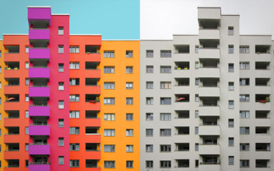 How Paul Eis paints facades