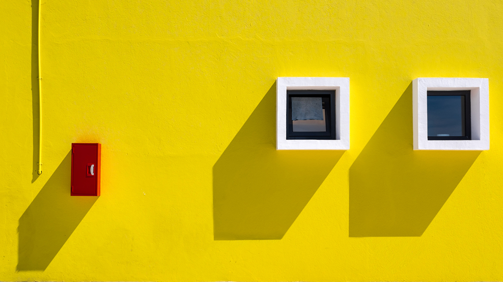 What is minimal photography?