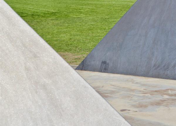 walkways are formed by borders I  Alex Harbich Fotograf Galerie Minimal