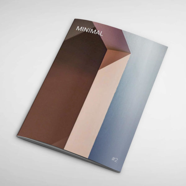 Titel Magazin Galerie Minimal #2