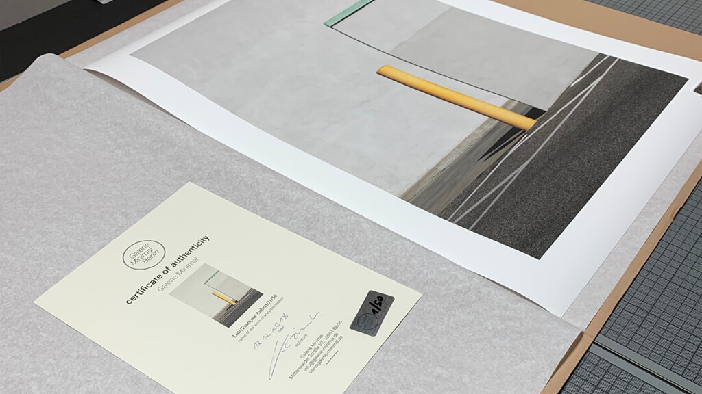 Was ist ein Fine Art Print?
