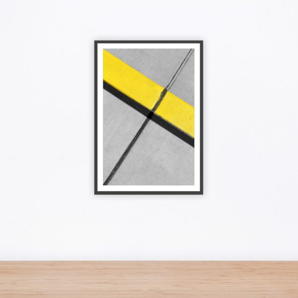 Yellow, Black and Grey 1