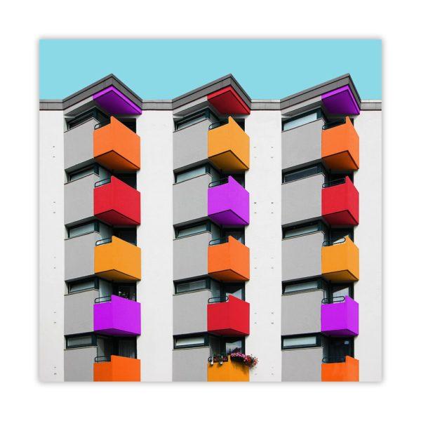 Simply balconies